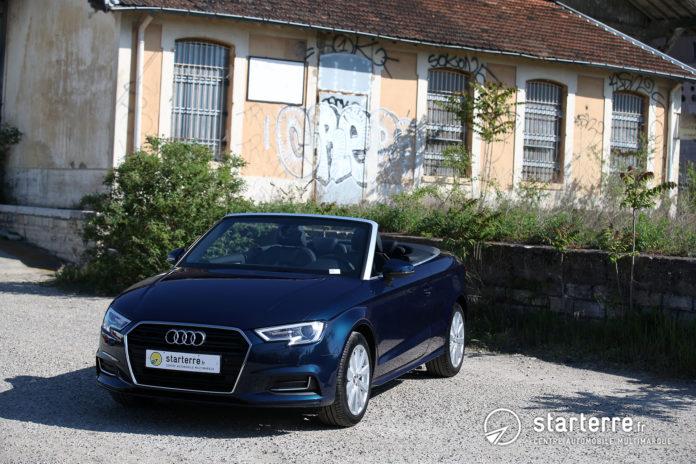 Audi A3 Cabriolet: séduisant et libertaire