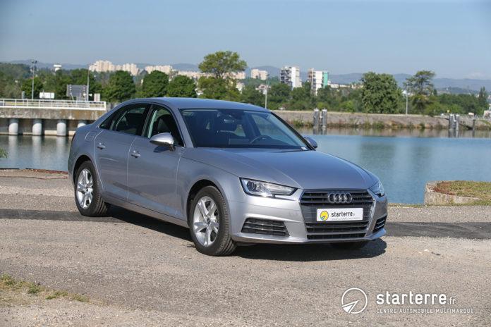 Audi A4: le bon choix