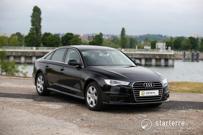 Audi A6: luxe et sobriété