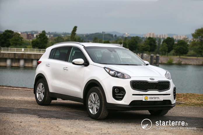 Kia Sportage: SUV aguicheur et convaincant