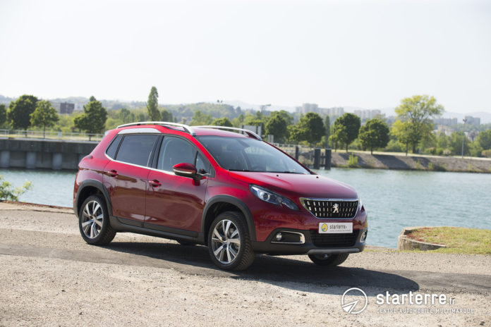 Peugeot 2008: look tendance et qualités indéniables