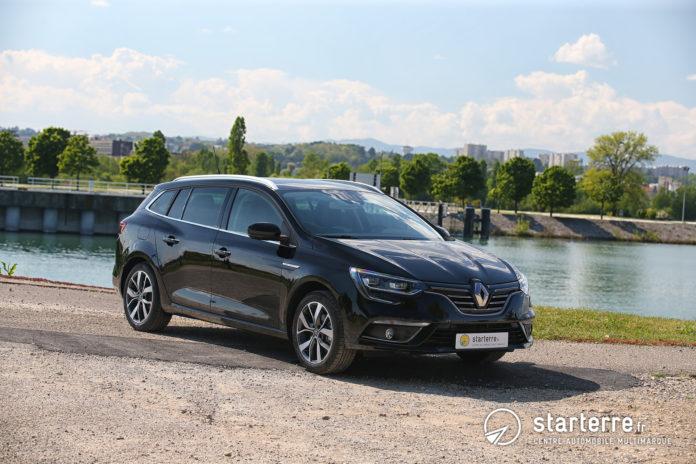 Renault Megane IV Estate: un break qui fait le job