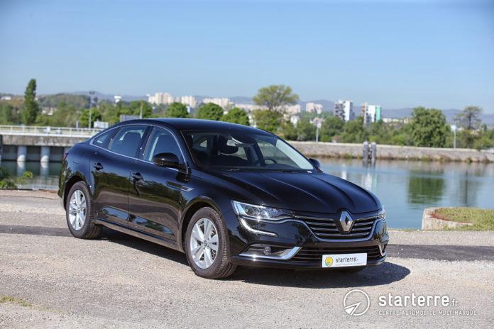 Renault Talisman: la prestance à la française