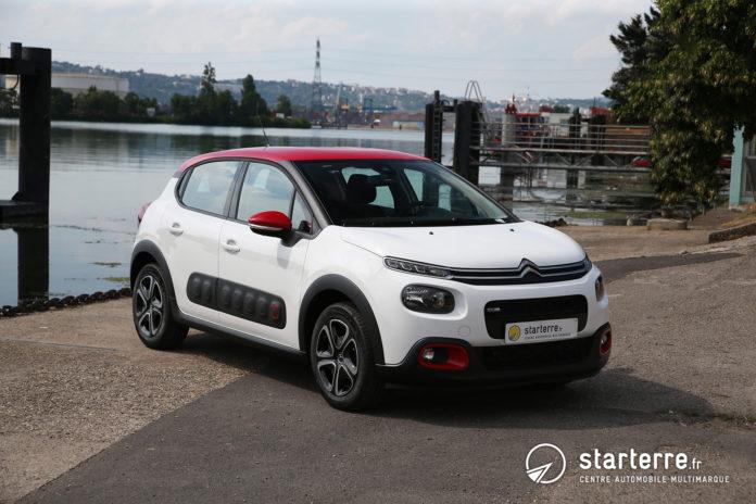 Nouvelle Citroën C3: sympathique, connectée et confortable