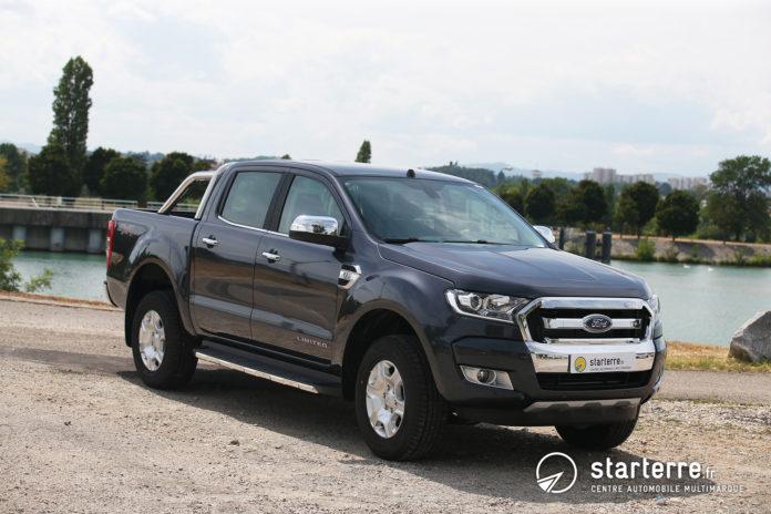 Ford Ranger– baroudeur et civilisé