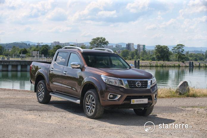 Nouveau Nissan NAVARA : moteur et suspension font la différence