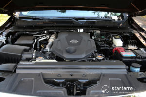 Nissan Navara NP300 moteur
