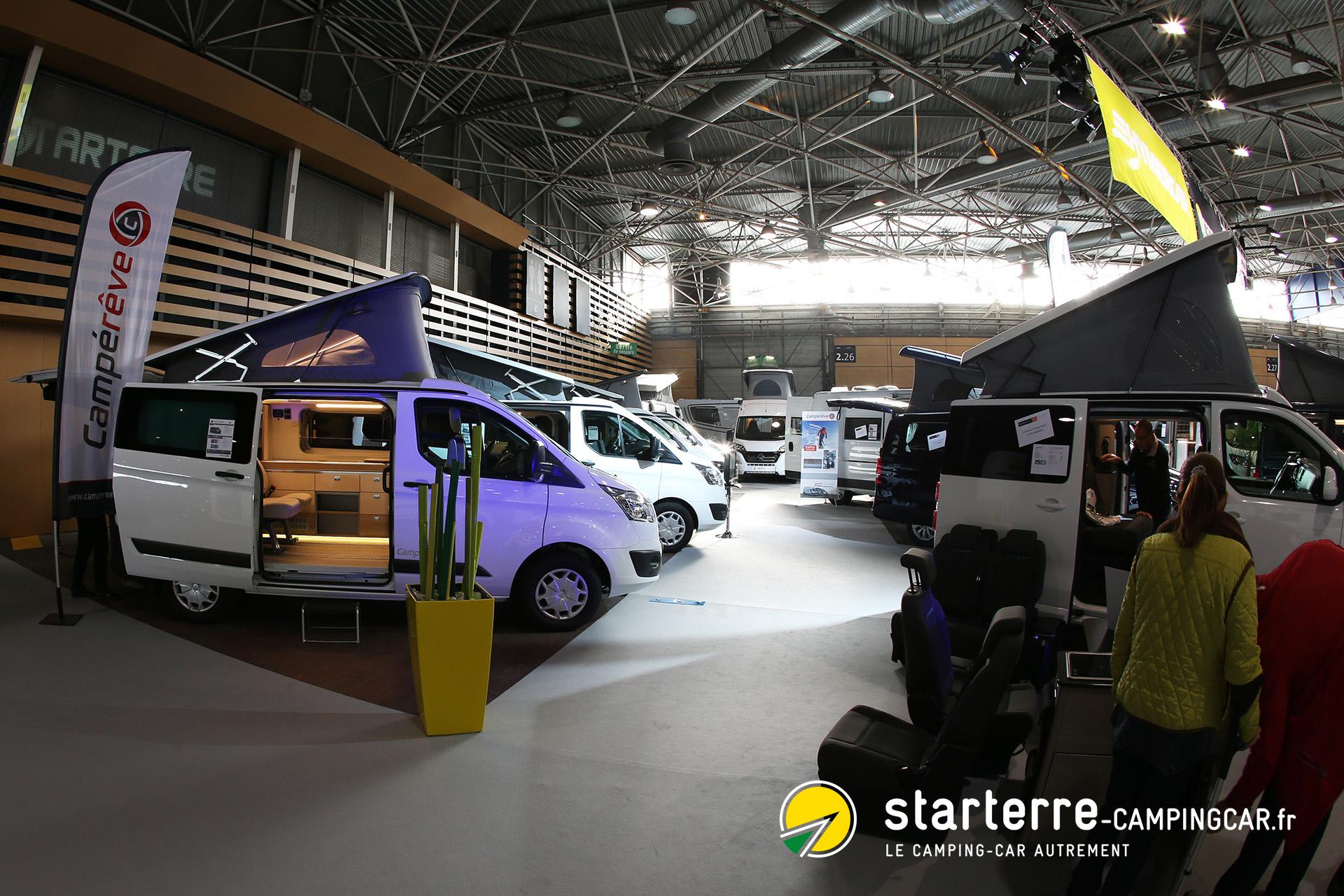 Salon du camping car de lyon 2017 nouveaut s 2018 actu for Salon camping car