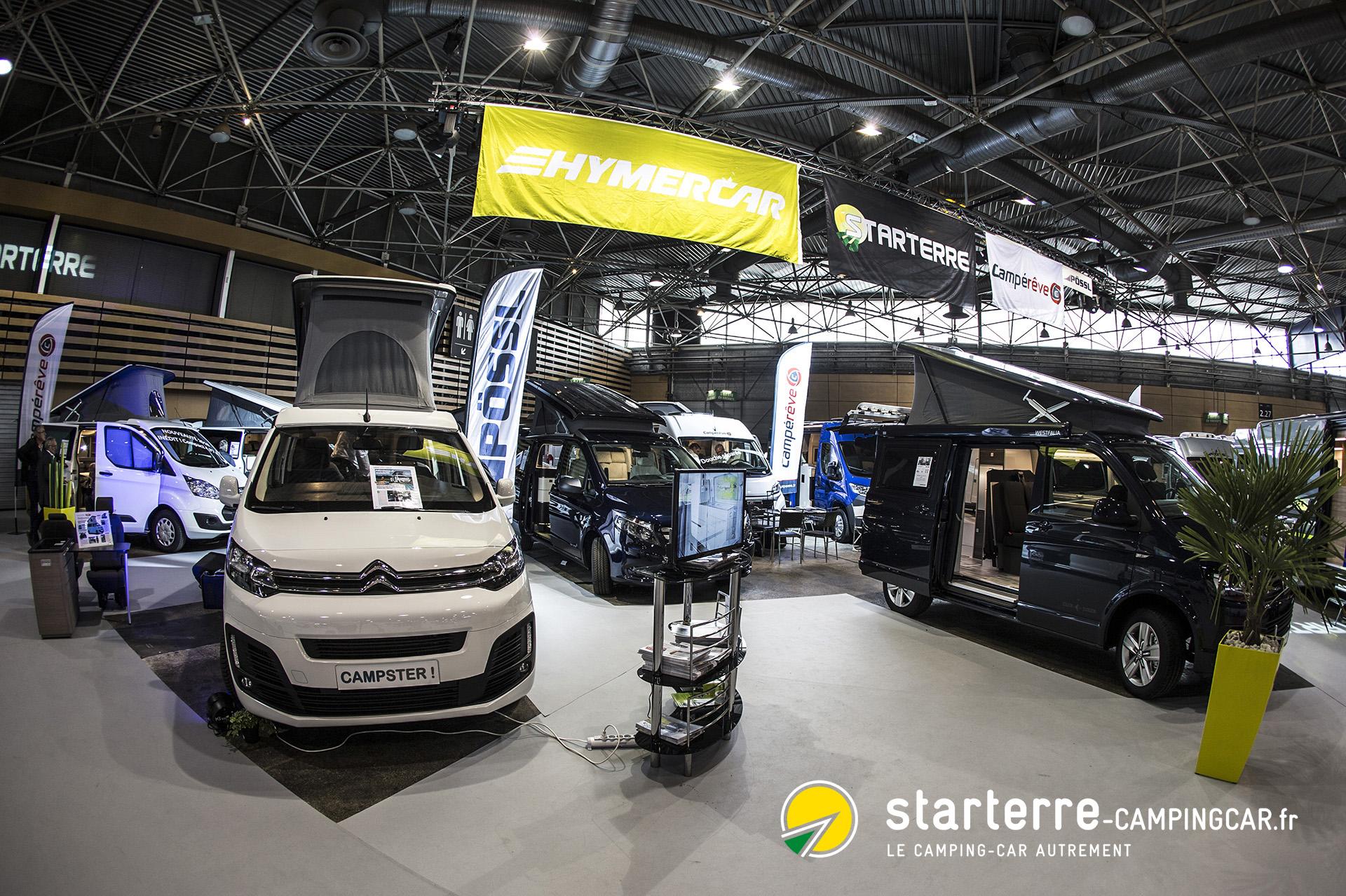 Salon Du Camping Car De Lyon 2018 Nouveautés 2019 Actu