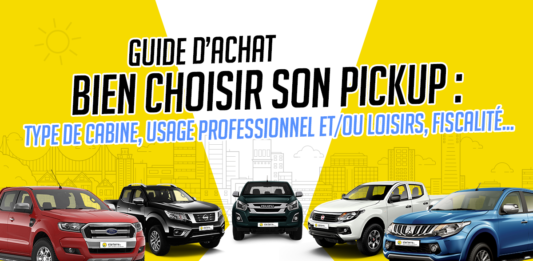 Bien choisir son pick-up