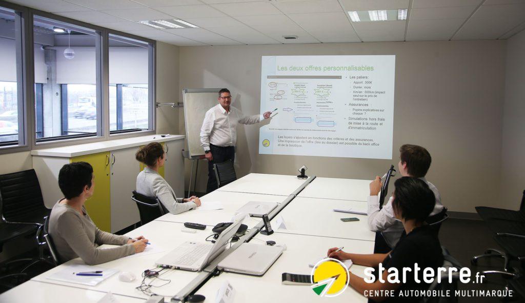 Service Financement Formation Starterre