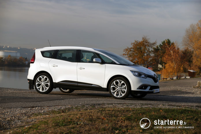Renault Grand Scénic 4 : idéal pour la famille