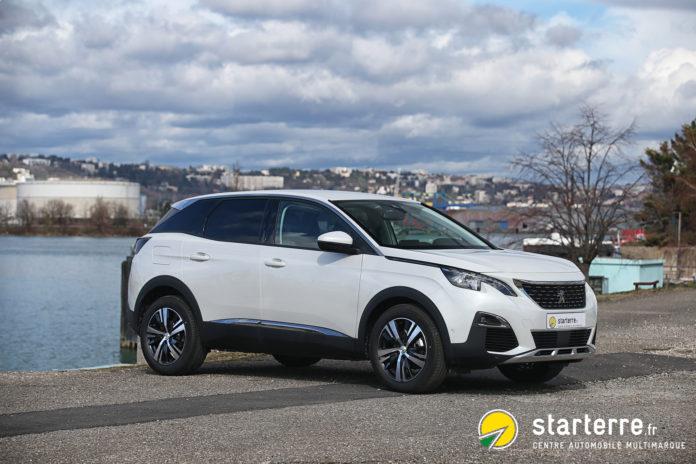Nouveau Peugeot 3008 : Optez pour le haut du panier !