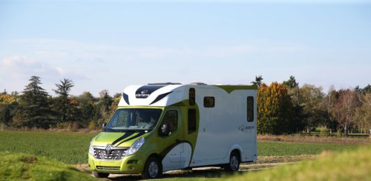 Camion chevaux Modele HARAS