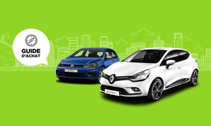 Conseils pour l'achat d'une première voiture