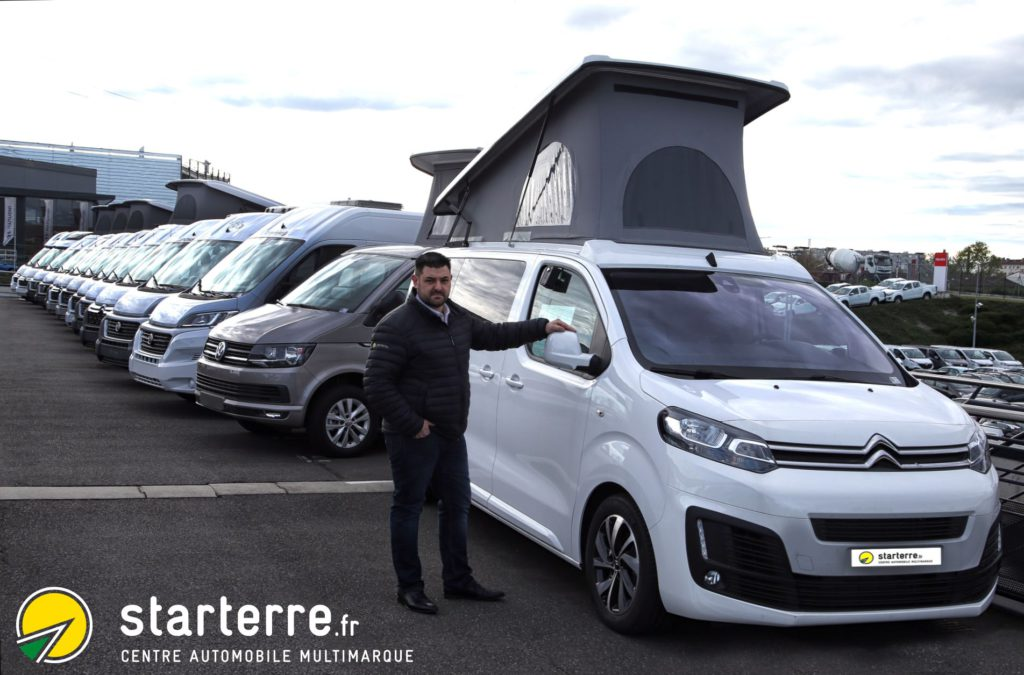 service camping-car