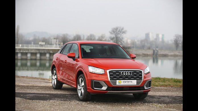 Audi Q2 : moderne, efficace et sûr.