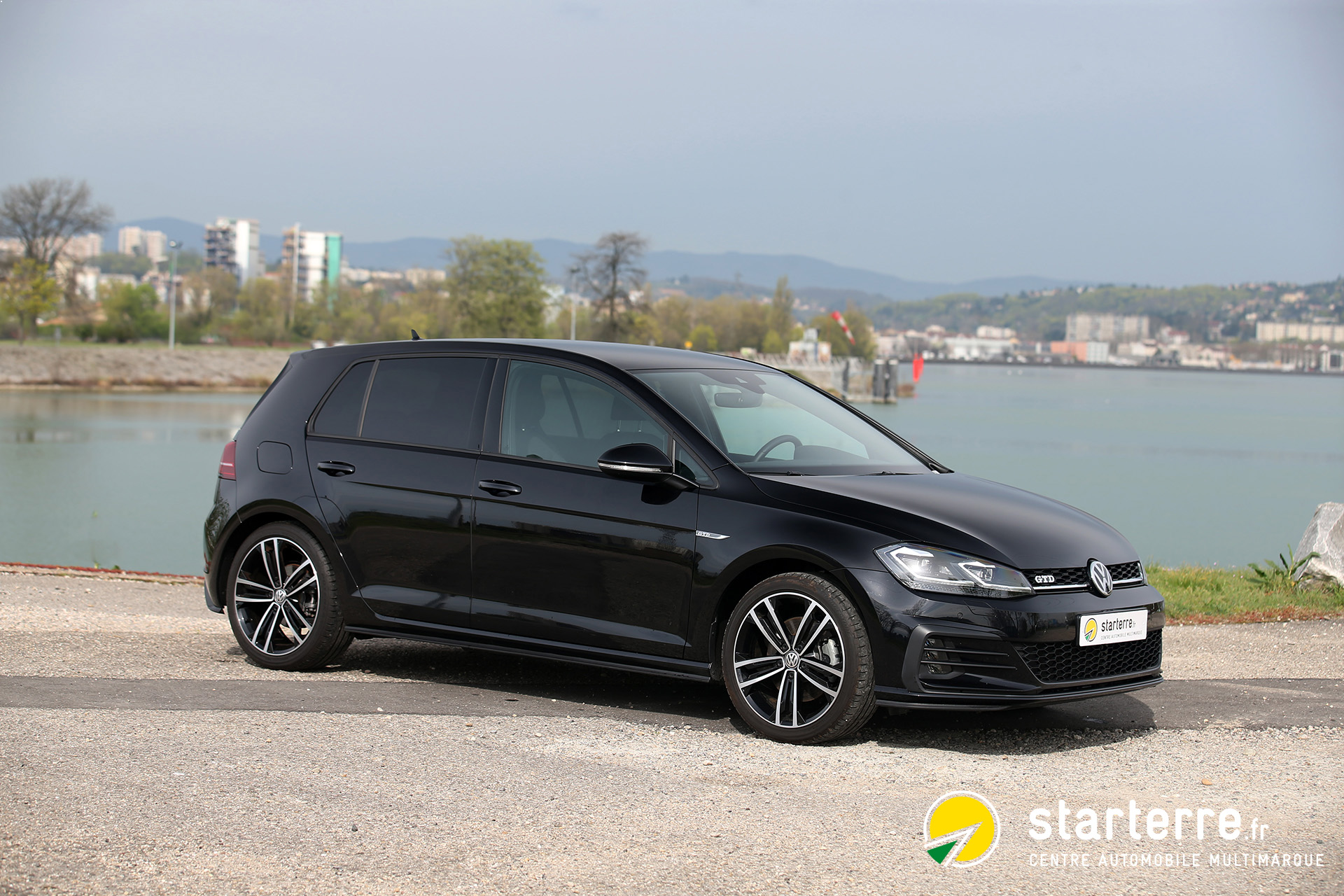 volkswagen golf vii gtd muscl e et s re pr sentation. Black Bedroom Furniture Sets. Home Design Ideas