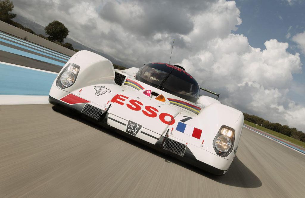Gilles Vitry - Castellet - Peugeot 905
