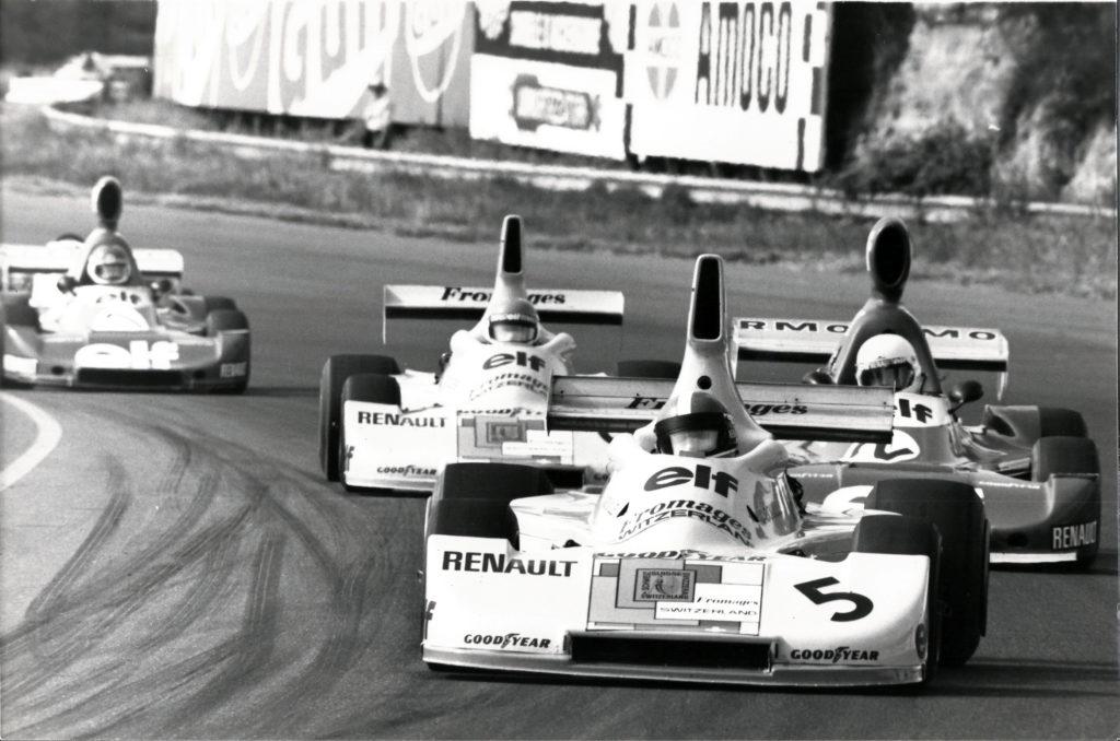 Gilles Vitry - Championat Europe F2