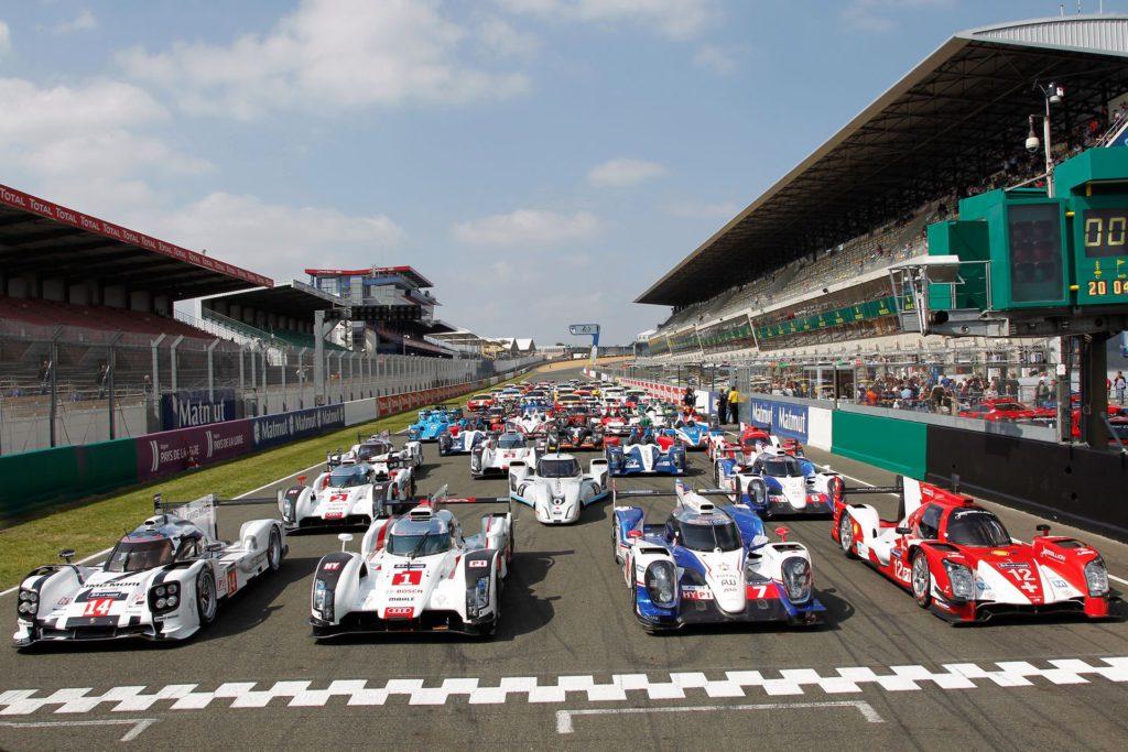 Gilles Vitry - Grille départ 24H du Mans