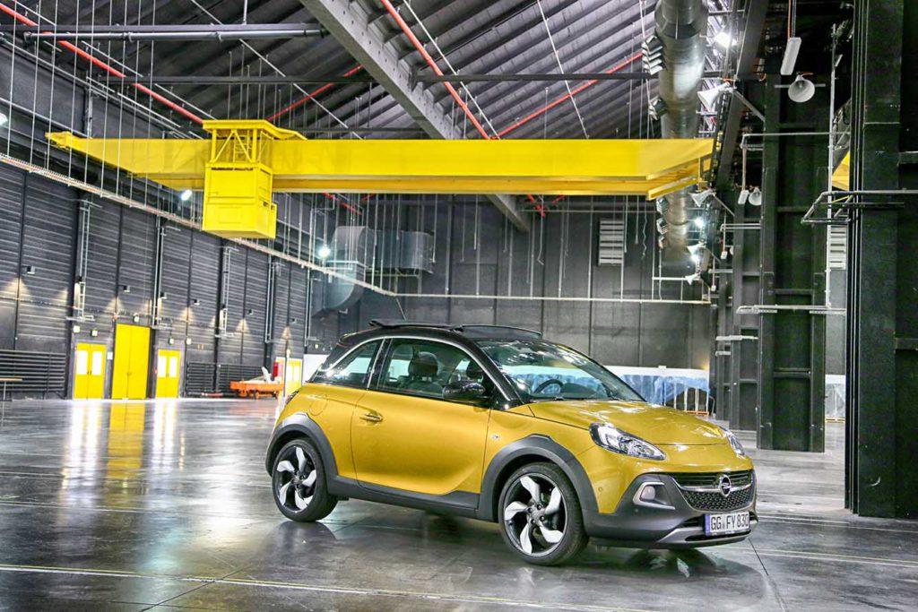 Gilles Vitry - Opel Adam Rocks