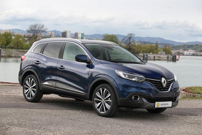 Renault Kadjar : spacieux, confortable et sûr