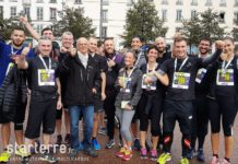 Run in Lyon Team Starterre
