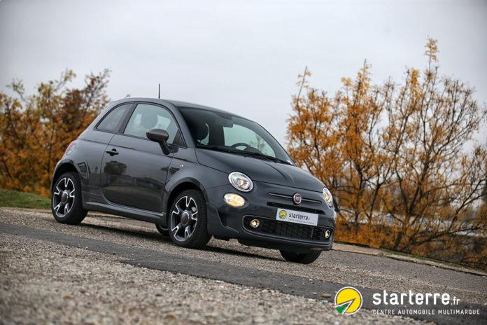 Fiat 500 Série 6 : toujours à l'affiche