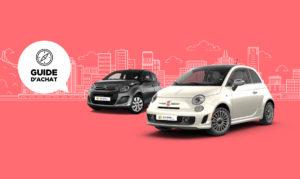 comment choisir voiture citadine