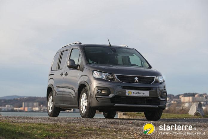 Peugeot Rifter : pour séduire les familles