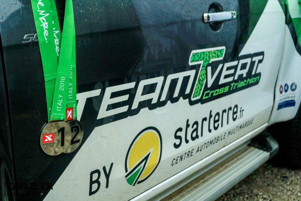 TeamTvert Saison 2018 palmarès