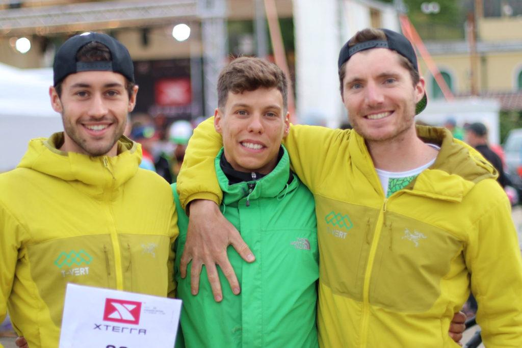 Le TeamTvert en route pour le XTERRA Suisse