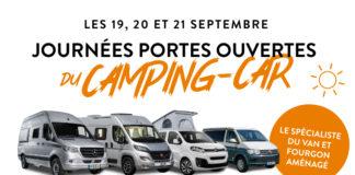 Journées portes ouvertes du camping car chez Starterre Lyon