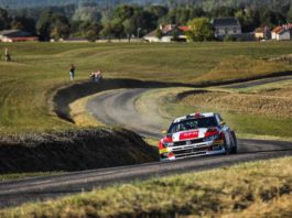 William Wagner - Rallye de Lorraine 2019