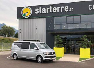 Stylevan à Starterre Chambéry