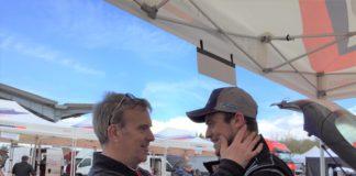 Pilote du team Sebastien Loeb racing et Dominique Heintz