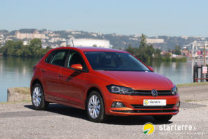 Volkswagen Polo Nouvelle