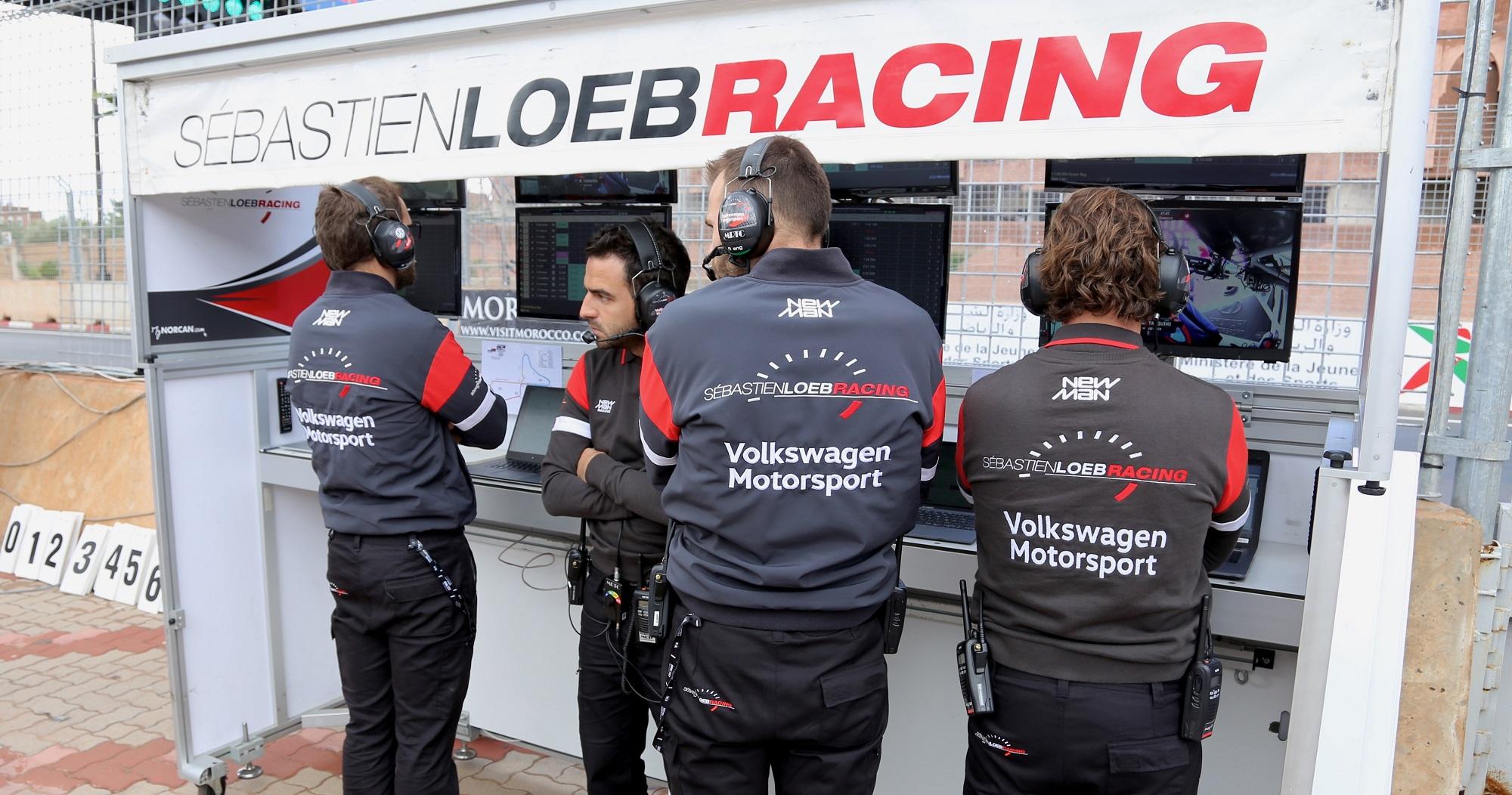 Etude des données en coulisses du Sébastien Loeb racing sur une course
