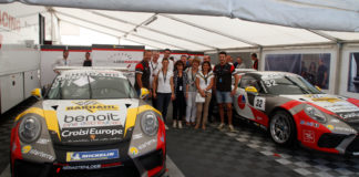 Meeting sébastien Loeb Racing