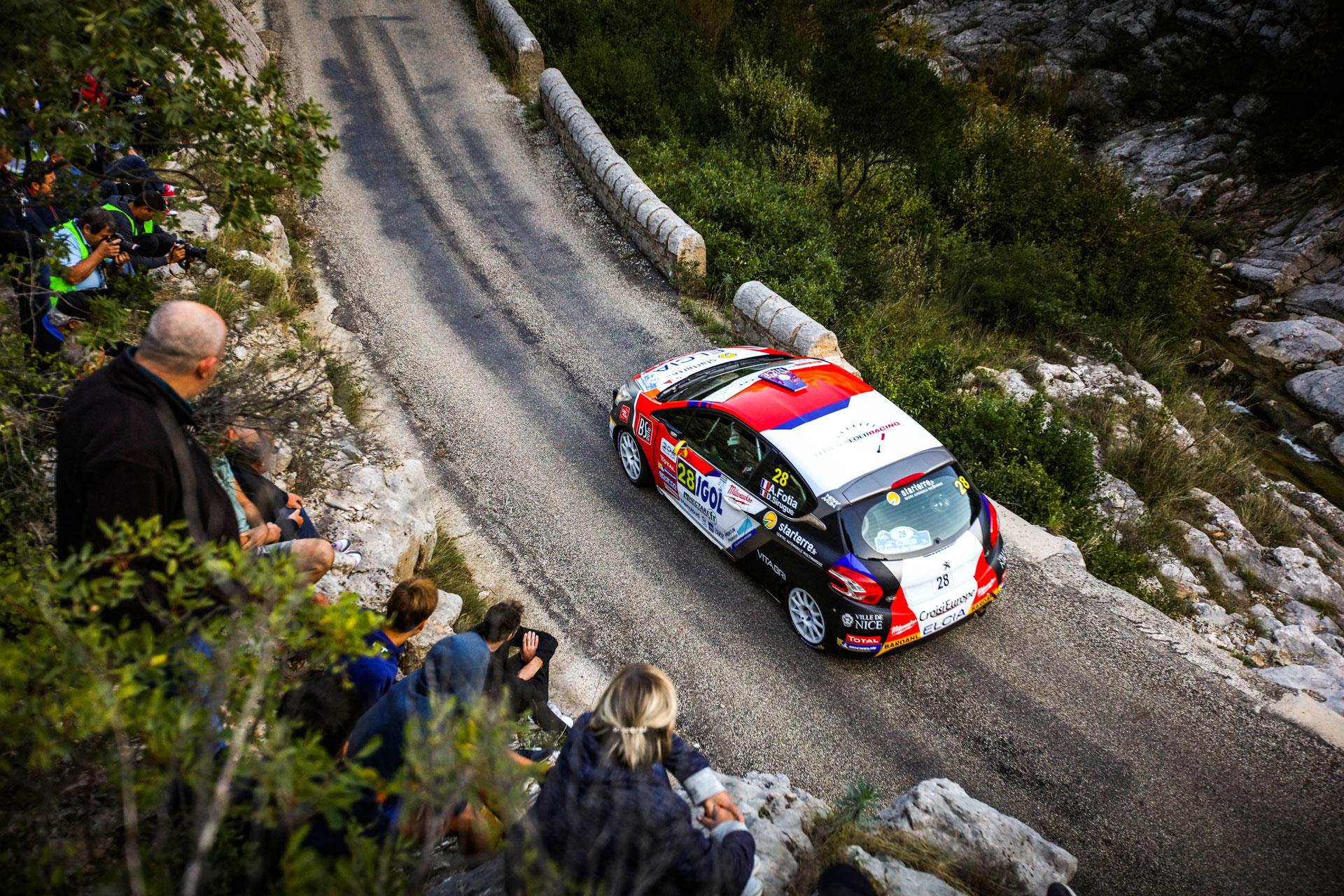 Critérium des Cévennes - Peugeot 208 Rally Cup