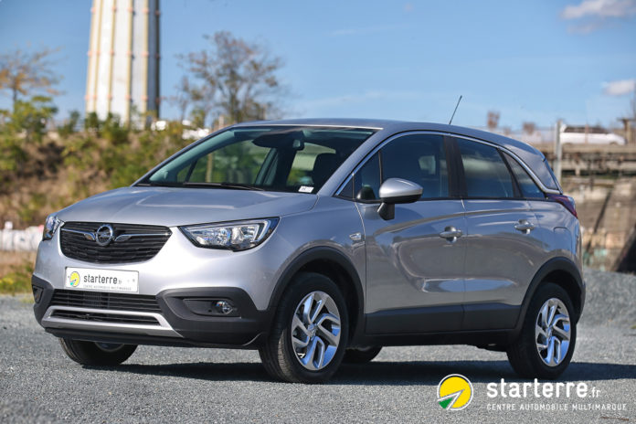 Opel Crossland X : un SUV urbain de plus dans un segment porteur