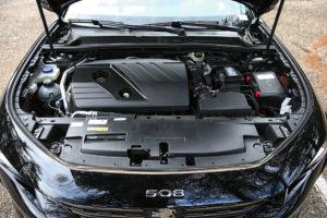 Peugeot 508 SW moteur