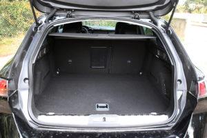 Peugeot 508 SW coffre