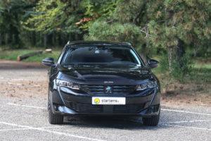 Peugeot 508 SW nouvelle