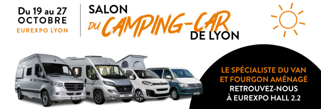 Salon Camping-Car Lyon