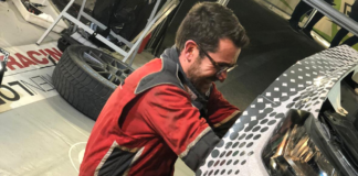 Chef de voiture chez Sébastien Loeb Racing
