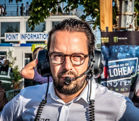 Portrait Franck Tiné