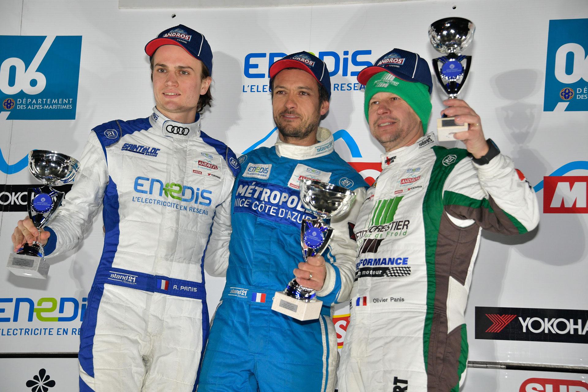 podium isola 2000 trophee andros