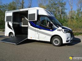 Jumping de Bordeaux - Camion Select Luxe 5P